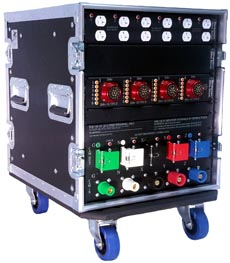 Creative Stage Lighting Launches New Ul Listed Portable Distribution Rack