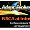 NSCA's Adapt.Evolve.Compete v2.0 During InfoComm12