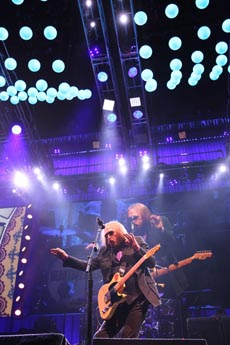 new ayrton luminaires for tom petty and the heartbreakers 40th anniversary tour lighting sound. Black Bedroom Furniture Sets. Home Design Ideas