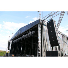 Eaw Kf740 Loudspeakers Added To Peak Hire Ltd S Eaw
