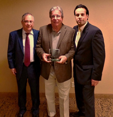 Quest Marketing Receives RCF USA Arturo Vicari Award of