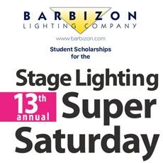 Barbizon Lighting Company Sponsors Scholarships for Stage Lighting Super Saturday  sc 1 st  Lighting u0026 Sound America & Barbizon Lighting Company Sponsors Scholarships for Stage Lighting ...