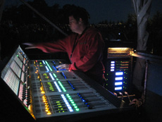 Soundcraft Vi6 On Tour Down Under at New Zealand Summer Concerts