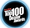 The Top 100 Awards Dealer Awards Submission Period is Now Open