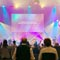 Nic Vazquez Showcases Willow Crystal Lake's Acoustic Weekend with Chauvet Professional