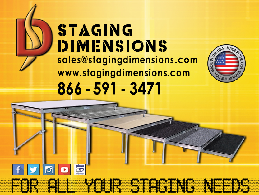 Staging Dimensions