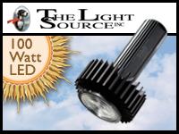 The Light Source - 100 Watt