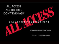 All Access Staging