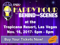 ESTA Behind the Scenes Happy Hour 2017 - 2nd Slot