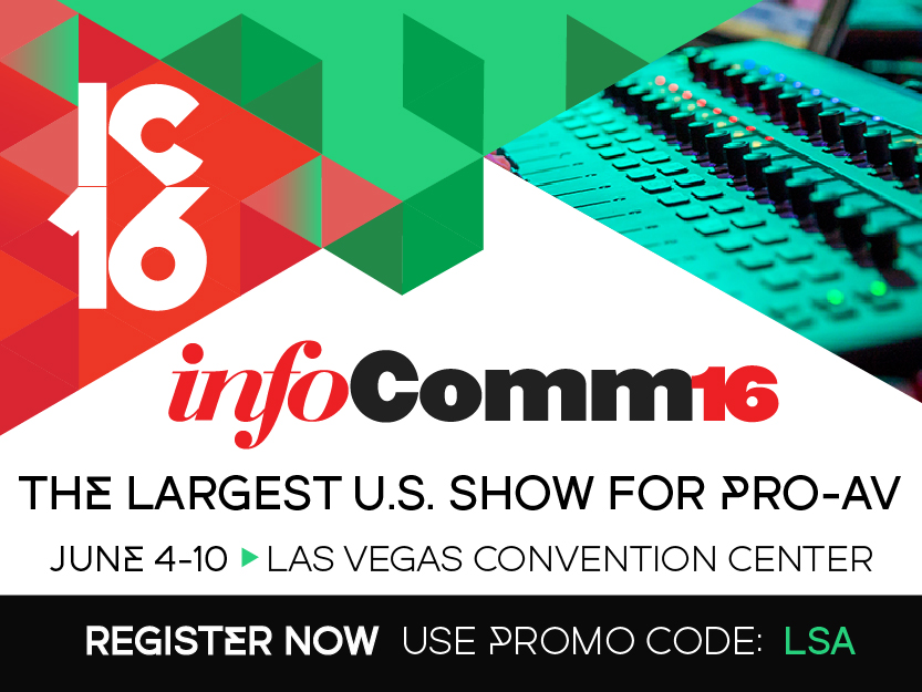 Infocomm June 2016