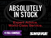 Full Compass Shure Ad April 2016