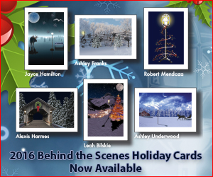 ESTA Behind the Scenes 2016 Holiday Cards